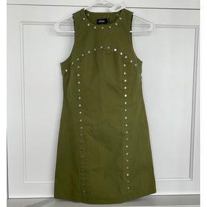Kate Spade Shift Dress Olive